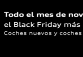 Black Friday Volkswagen Valencia